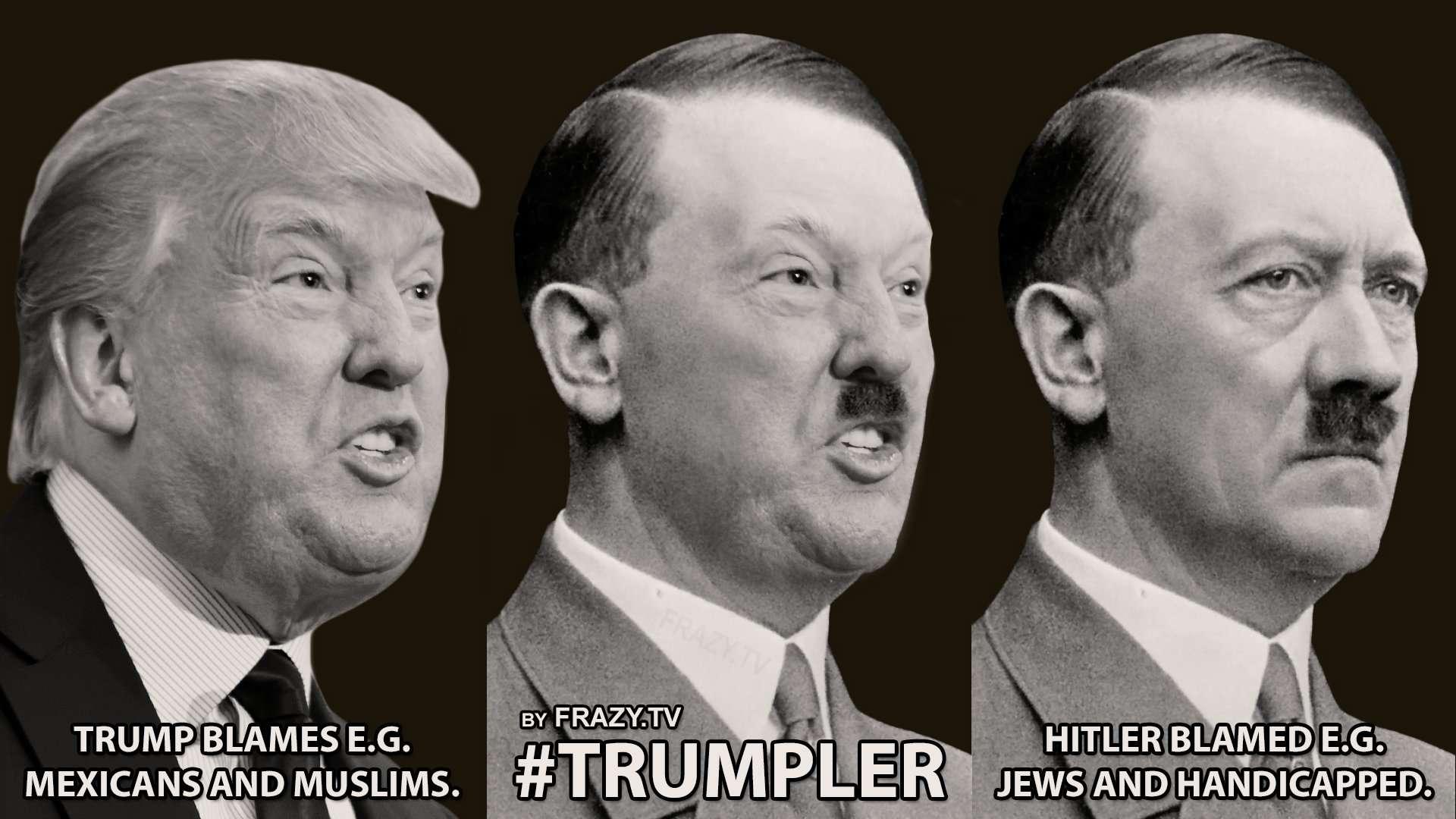 trumpler-by-frazy-tv-trump-hitler-trumpler
